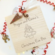 Personalised Tree Christmas Eve Box