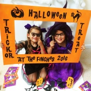 Halloween Photo Booth and Props