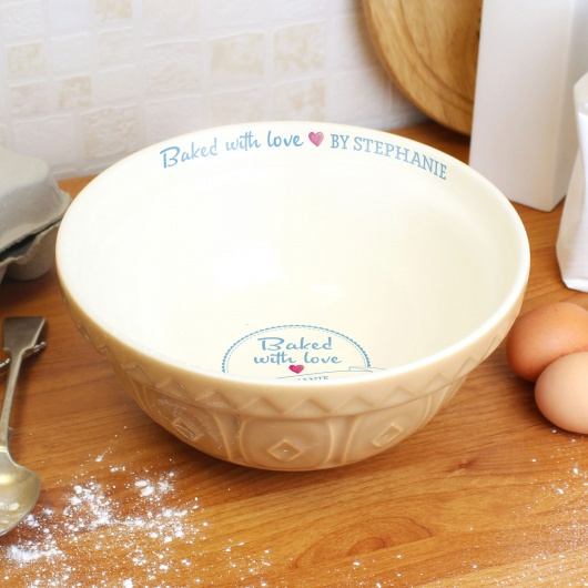 Top 5 Personalised Baking Gifts