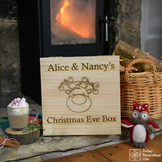 Christmas Eve Boxes, they're all the rage!
