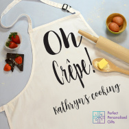Oh Crepe... Cooking Apron