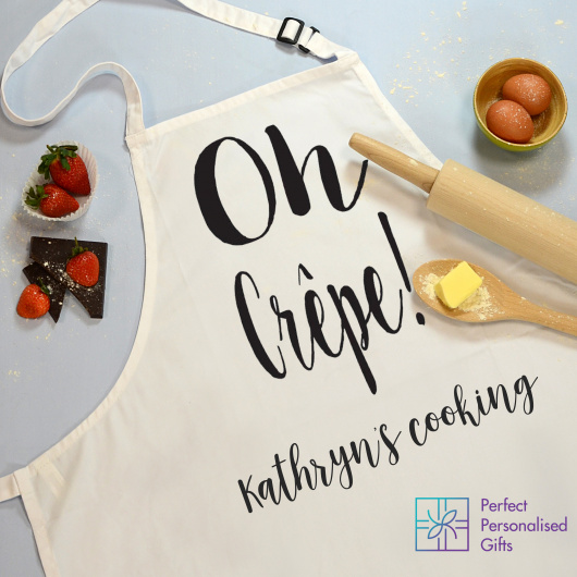 Oh Crepe... Cooking Apron | Perfect
