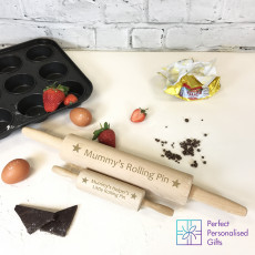 Mummy's Helper Rolling Pin Set