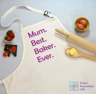 Best Baker Ever Apron
