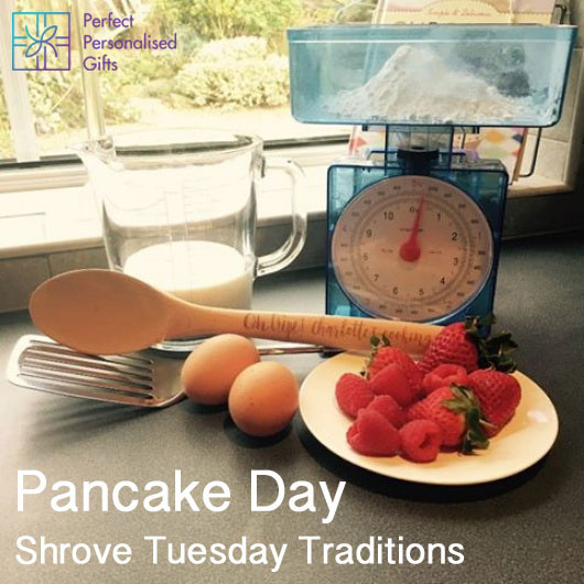 Shrove Tuesday - Pancake Day Traditions