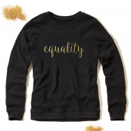 Personalised Equality Sweatshirt