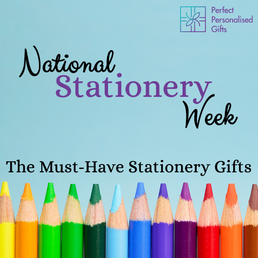 National Stationery Week – The Must-Have Stationery Gifts