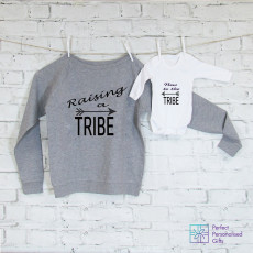 Raising a Tribe Mum & Baby Set