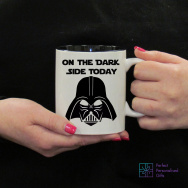 Dark Side Star Wars Mug