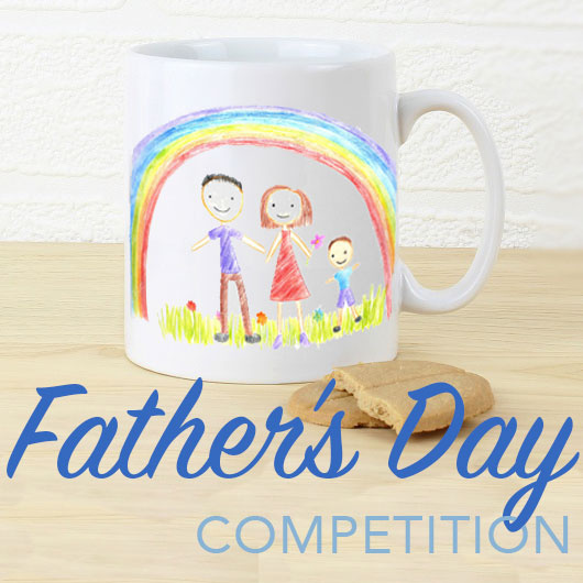 Win a Personalised Father's Day Gift