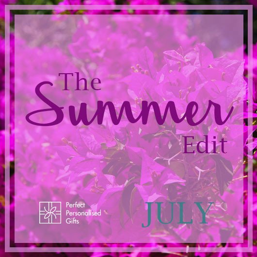 The Summer Edit – July