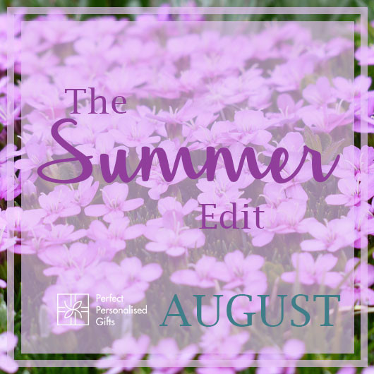 The Summer Edit – August