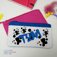 Personalised Graffiti Pencil Case