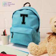 Personalised Initial Backpack