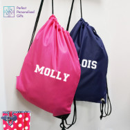 Personalised Childrens PE/Gym Bag