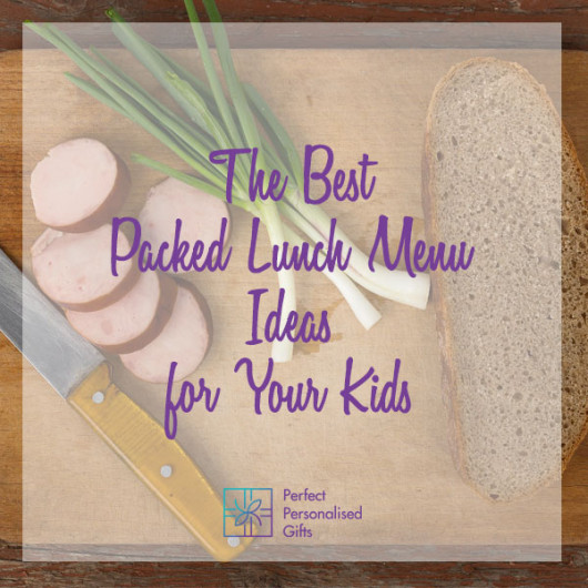 Best Packed Lunch Menu Ideas for Your Kids