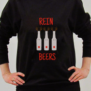 Personalised Reinbeers Christmas Jumper