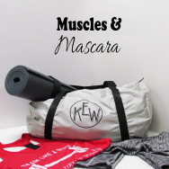 Personalised Monogrammed Adult Gym Bag