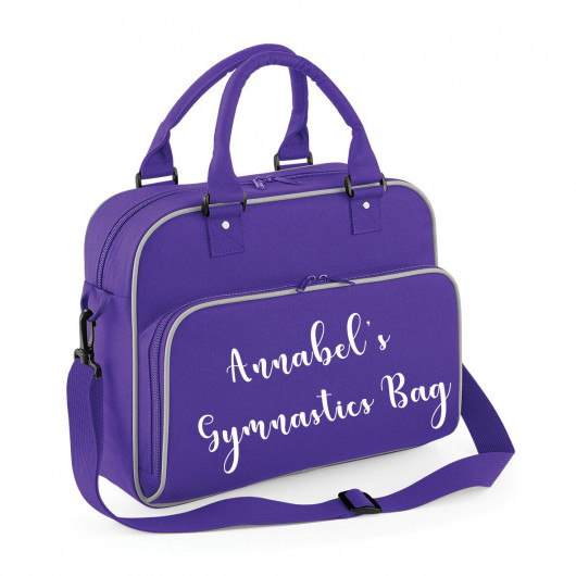 Personalised Personalised Fitness Bag
