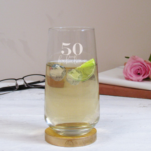 Personalised Special Birthday Tall Tumbler