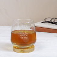 Personalised Father of the... Wedding Tumbler