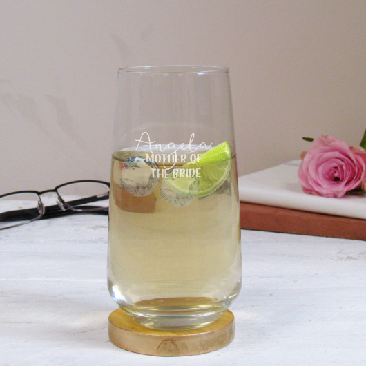 Personalised Mother of the... Wedding Tumbler