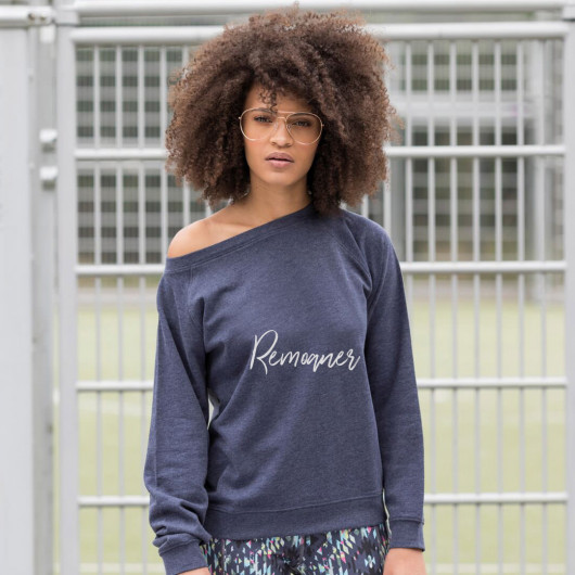 Personalised Remoaner Slogan Sweatshirt
