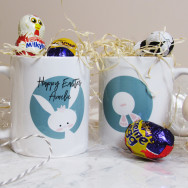 Personalised Easter Mug Gift Set