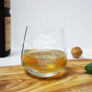 Personalised Father's Day Tumbler