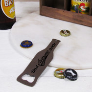 Personalised Father's Day Bottle Opener