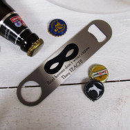 Personalised Thank You Teacher Superhero Bottle Opener
