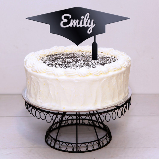 Personalised Graduation Cake Topper