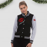 Personalised Christmas Varsity Jacket