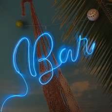 Personalised Neon Lights