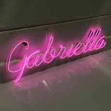 Any Name Neon Sign