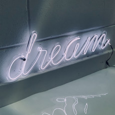 Personalised Dream Neon Sign