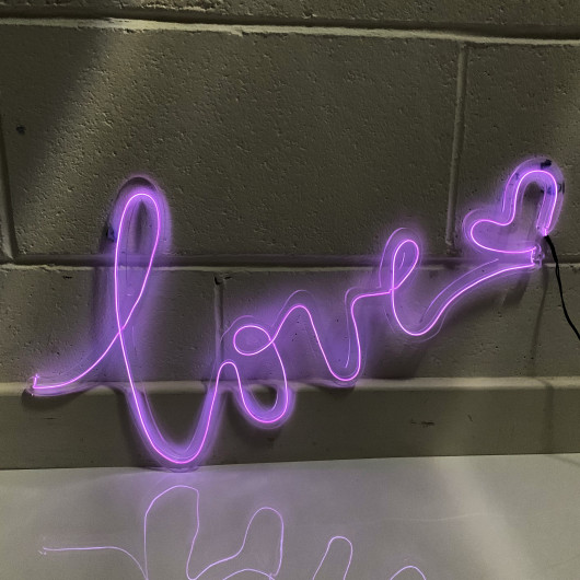 Personalised Love Neon Sign