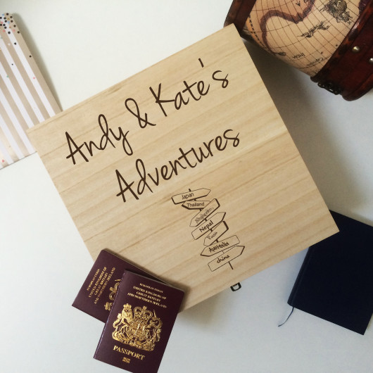 Personalised Gifts for the Adventurous