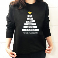 Personalised Personalised Family Christmas Jumper (Children's Sizes)