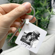 Personalised Personalised Photo Keyring