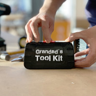 Personalised Personalised Father's Day Tool Kit