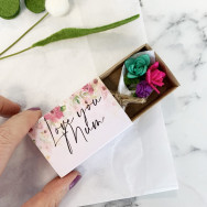 Personalised Mother's Day Little Box Of Love