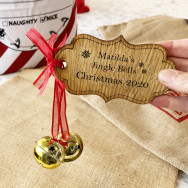 Personalised Personalised Jingle Bells Christmas Eve Jingle 2020