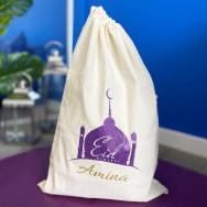 Personalised Eid Personalised Gift Sack