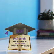 Personalised Personalised Graduation Gift Stand