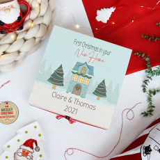 Personalised Personalised Couples Christmas Eve Box